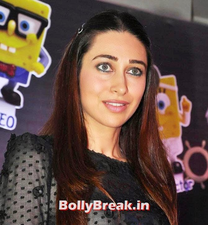 Karisma Kapoor, Bollywood Eye makeup - Pictures of Actresses Eyes - Tips, Eye Color