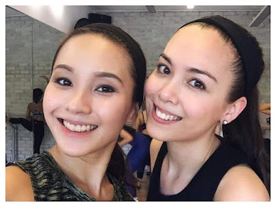 Biodata Penuh Pengacara Cantik Jasmine Suraya Chin
