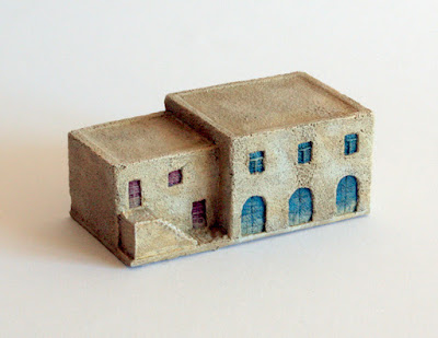 Warehouse and Staired Dwelling