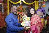 Shivalinga Tamil Movie Pooja Photos