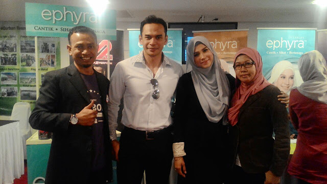 Norman Hakim, Memey Suhaiza, Ephyra, SBB2016, Sepetang Bersama Blogger,