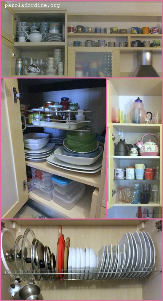 Paroladordine Alessandra Noseda  Si organizza La cucina