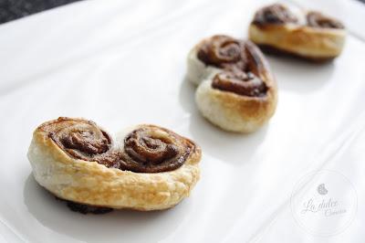 palmeritas de nutella la dulce comarca