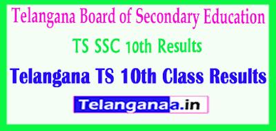 Telangana 10th Class Results 2019 Telangana SSC Results 2019
