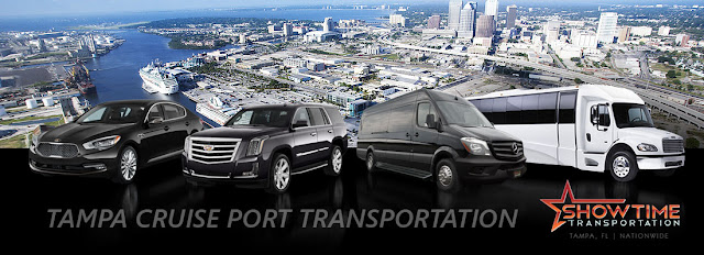 Tampa Bay Port Cruise Limo Services