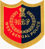 West Bengal Police, West Bengal, Police, Constable, SI, Sub Inspector, freejobalert, Graduation, Latest Jobs,  wb police logo