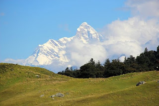 Nanda Devi park natural beauty
