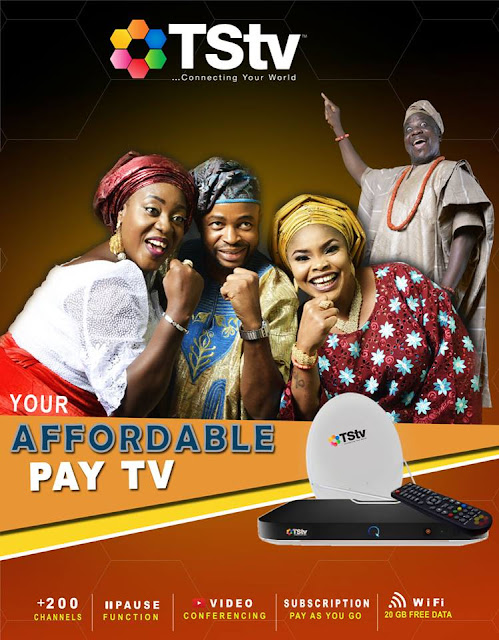 TStv's Pay-As-You-Consume