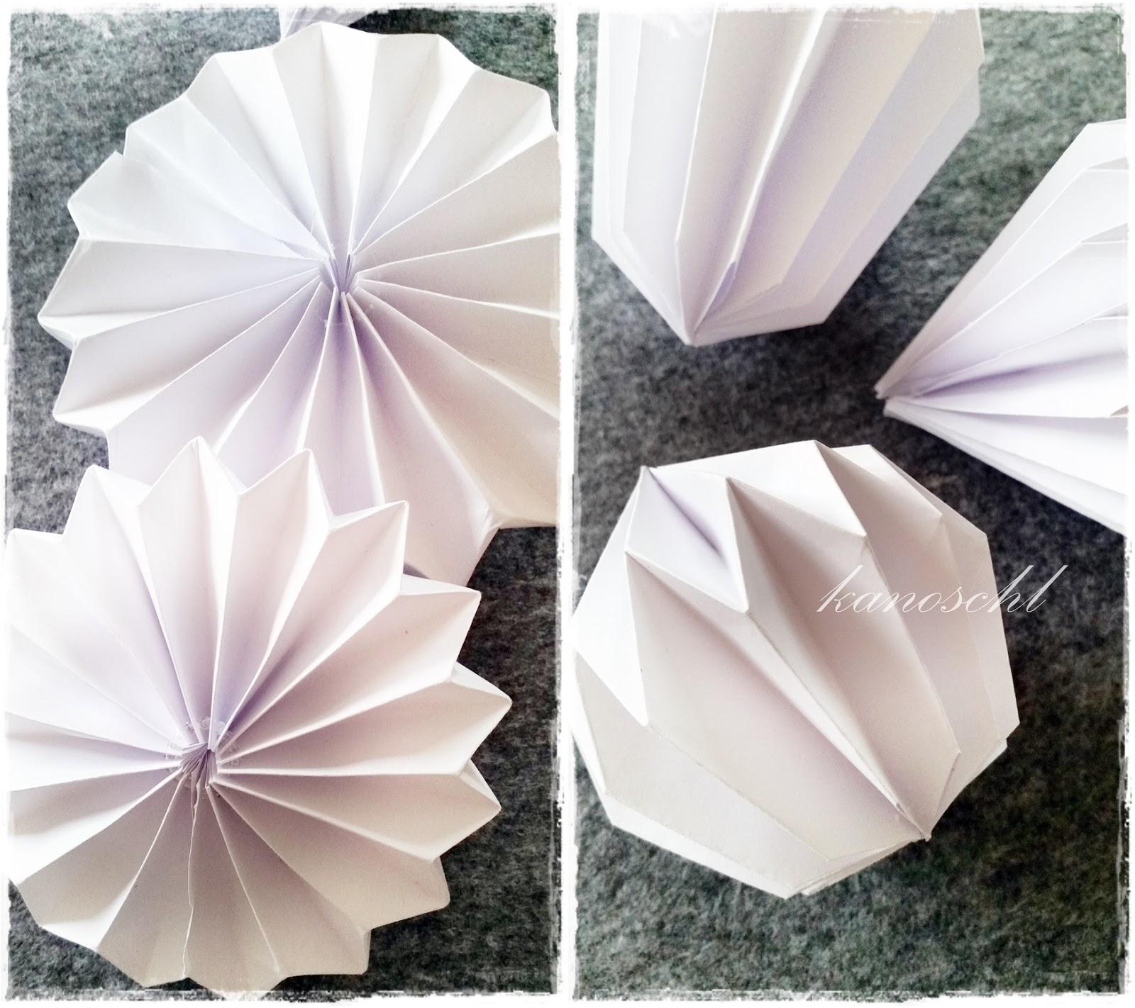 kanoschl ecken kanten aus papier plissee falten give. Black Bedroom Furniture Sets. Home Design Ideas