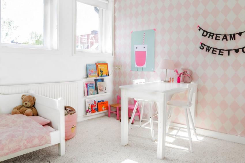 decoracion paredes infantiles