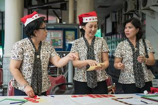 Misa Natal Lansia, 2016 Desember 26, pk 10.00