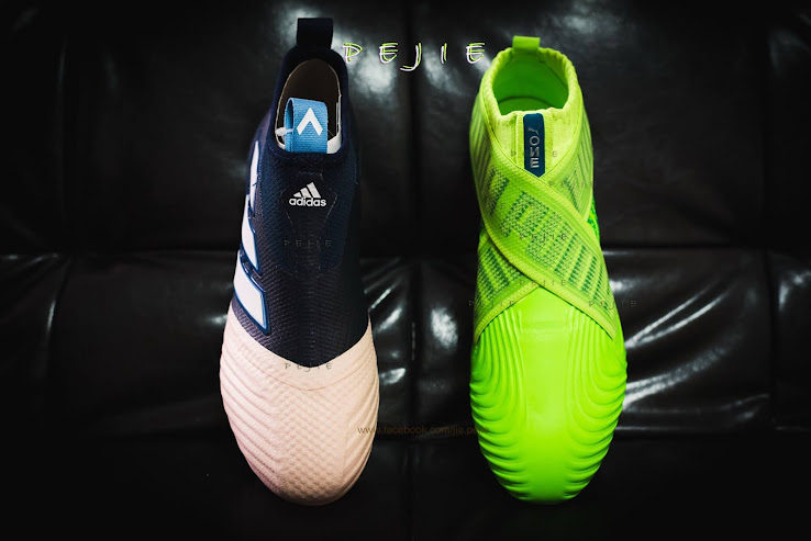6e4b3282ed0c A serious competitor for the laceless Adidas Predator 18+  What do you  think about Puma s first-ever laceless football boot  Drop us a line below