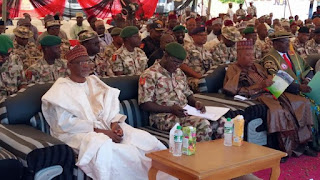 Nigeria Army University, Biu Begins Academic Activities for 2018/2019 Session
