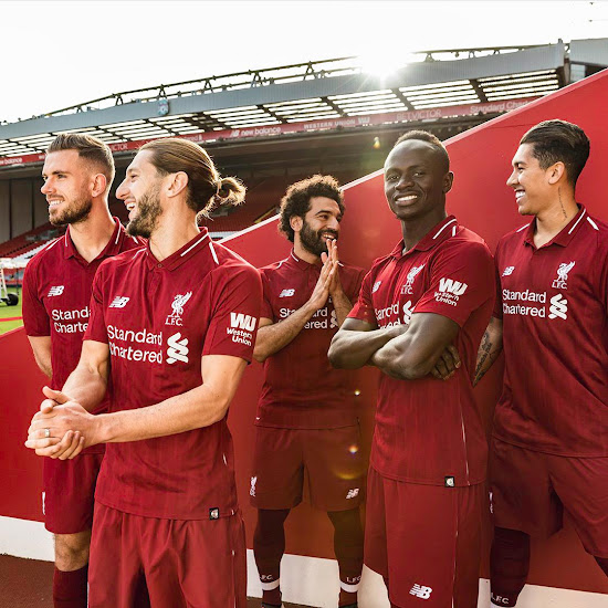f672f8e47 Liverpool 18-19 Home Kit Released - Footy Headlines