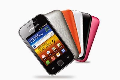 Samsung Galaxy Y i509 CDMA