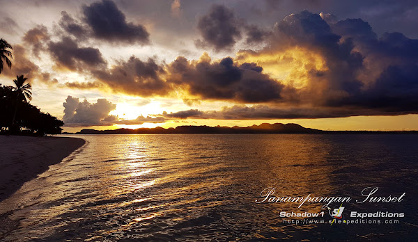 Panampangan Island Sunset - Schadow1 Expeditions