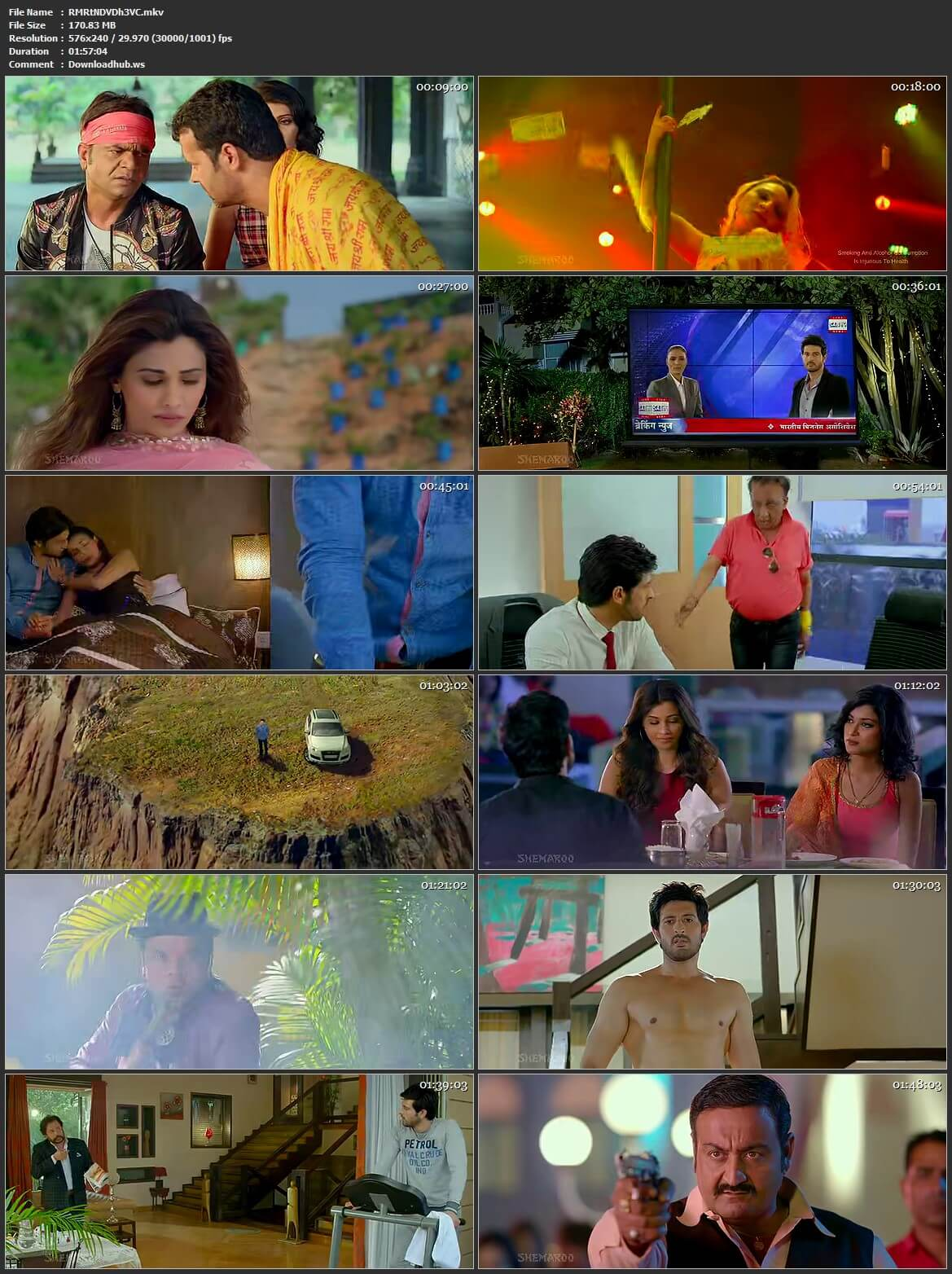 Ram Ratan 2017 Hindi HEVC Mobile