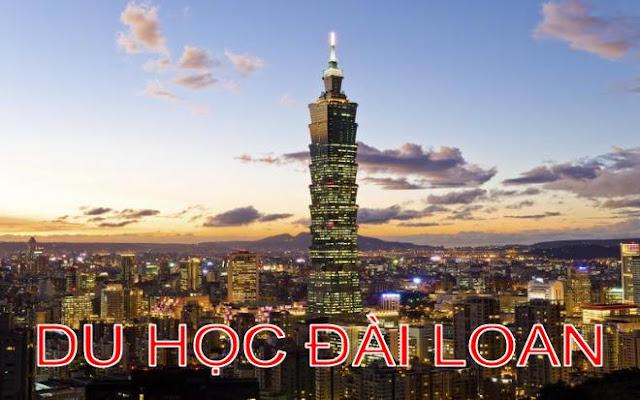 Du học vừa học vừa làm trọn gói $2000 tại Đài Loan