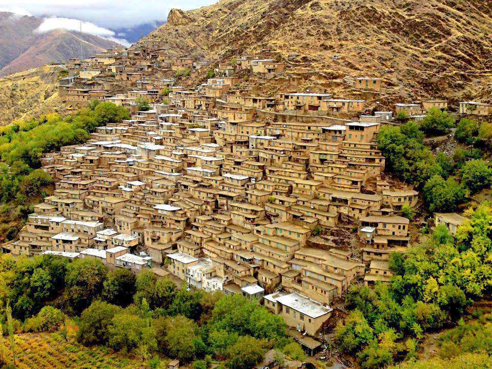 Hawraman Kurdistan Daily Photos