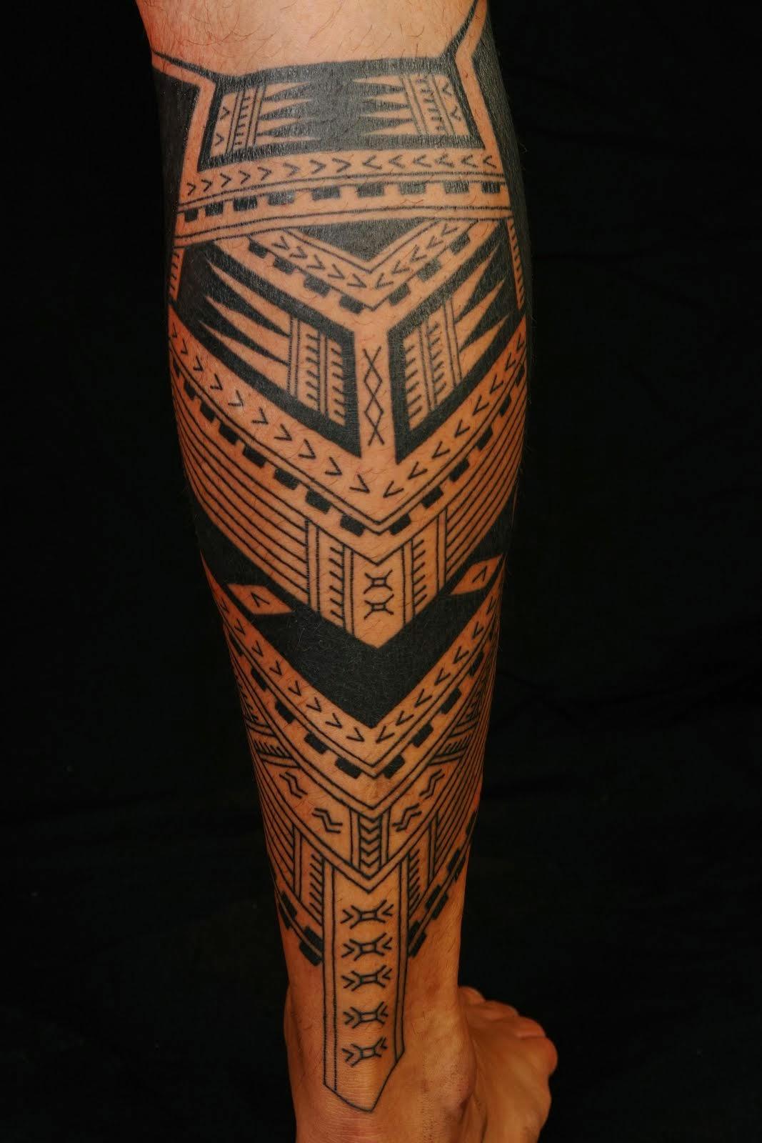 Samoan Tattoo: Samoan Tattoos