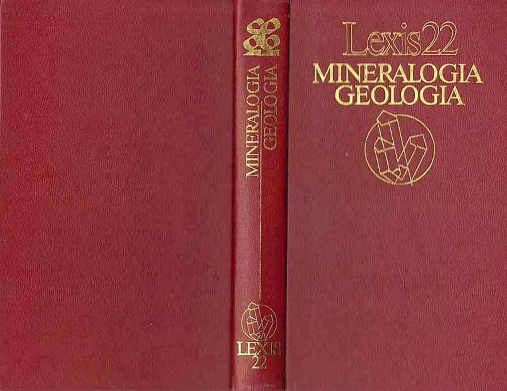 Diccionario de Mineralogia y Geologia