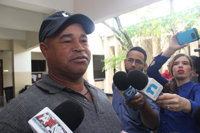 Padre de Emely Peguero