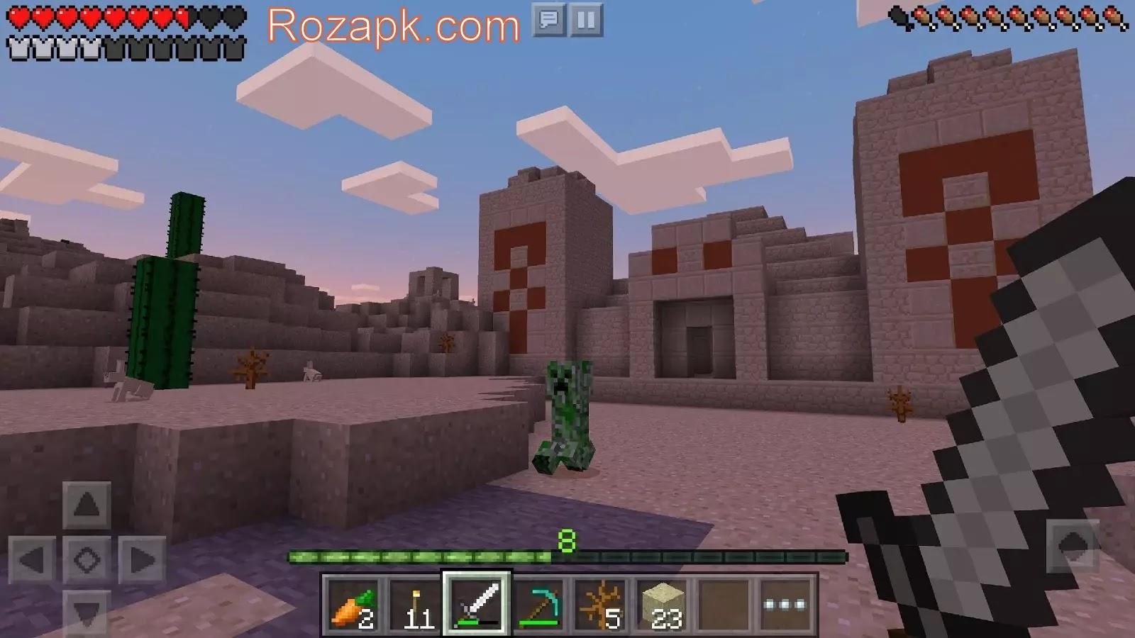 minecraft pocket edition v.14.0 apk