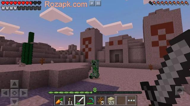 Minecraft Pocket Edition Apk v0.14.0.b1 Latest Version For Android