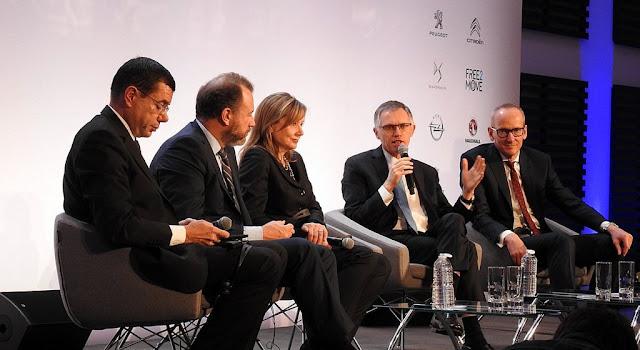 El Grupo PSA Peugeot Citroen compró Opel por 2200 millones de euros