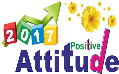 Welcoming 2017 With Positive Attitude