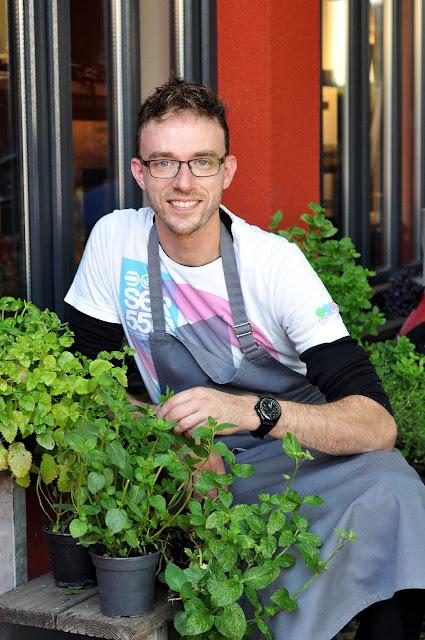 Koch und Rezept-Entwickler, Grillexperte und Food-Stylist Manuel Weyer