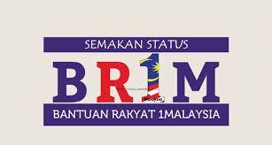 Semakan Status BR1M 2017 Secara Online