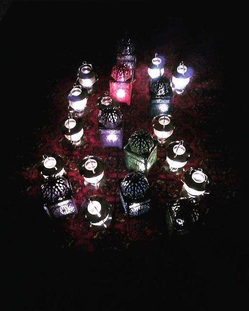 Lumières pour la paix méditation