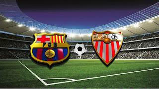 Севилья – Барселона прямая трансляция онлайн 23/01 в 23:30 по МСК.