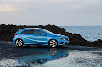 All-New 2013 Mercedes A180 W176