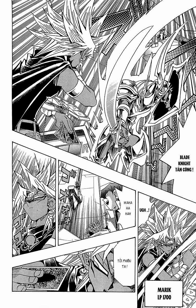 YUGI-OH! chap 241 - đối thủ phải chọn trang 11