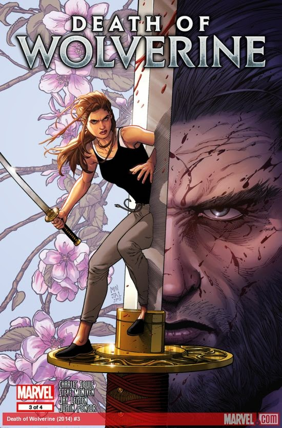 Review of Death of Wolverine 3 by Charles Soule, Steve McNiven, Justin Ponsor and Jay Leisten.