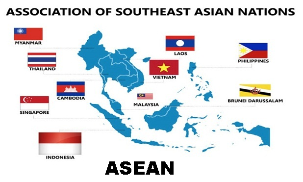 Assosciation Of Southeast Asian Nations Asean Pengertian Asean Sejarah Asean Prinsip Utama Asean Prinsip Dasar Asean Tujuan Asean Anggota Asean Perluasan Keanggotaan Asean Pustakapengetahuan Com