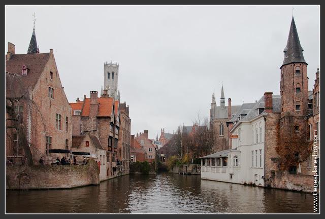 Muelle del Rosario Brujas Bélgica