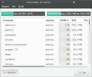 PaleMoon navegador pratico