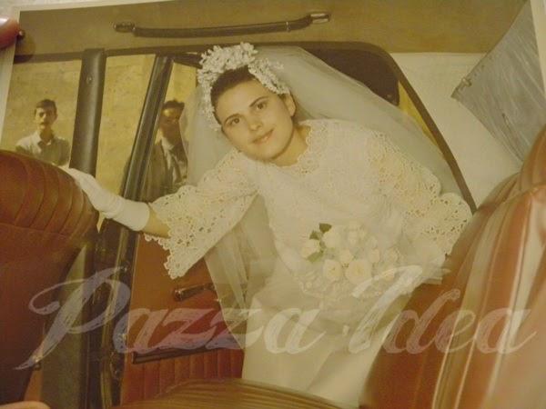 Bouquet Da Sposa Anni 60.Pazza Idea L Abito Da Sposa Anni 60 Di Enrica