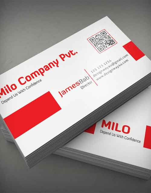 Corporate business card v 3 reheart Images