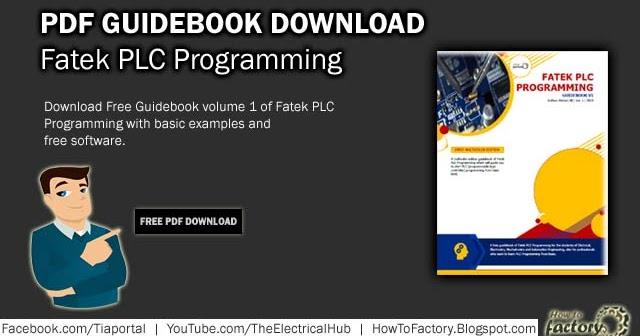 Fatek plc programming guidebook download free pdf learn factory.