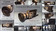 8 MM MOVIE FILM CAMERA