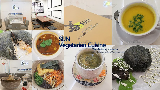 Sun Vegetarian Cuisine Bay Avenue Penang