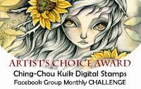 Winner of Artist's Choice Ching-Chou Kuik