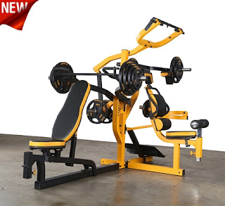 Powertec Workbench Multisystem