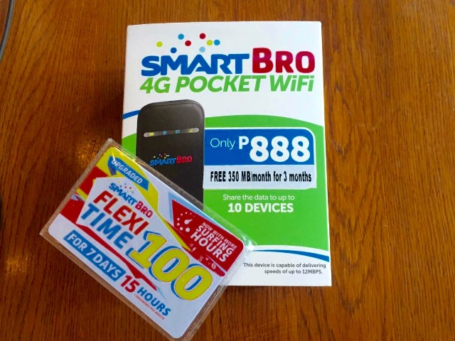 Smart Bro Best Pocket WiFi Deal Cebu