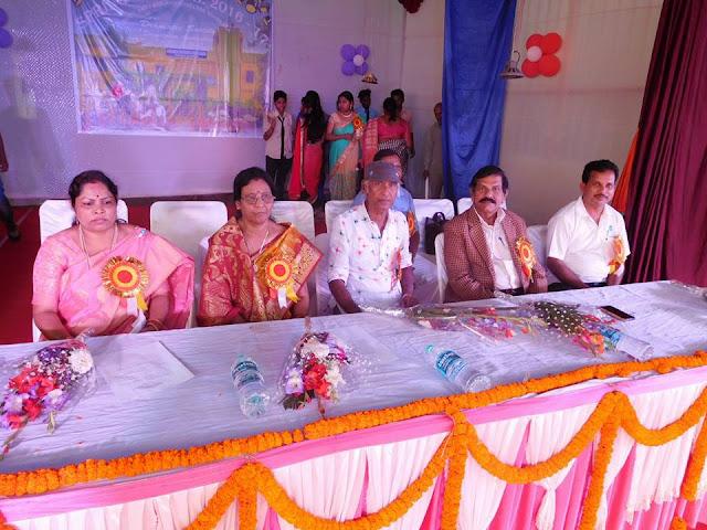 22 2nd Day Annual Function of Govt. College, Panposh, Rourkela. Guest   Padmashree Jitendriya Haripal