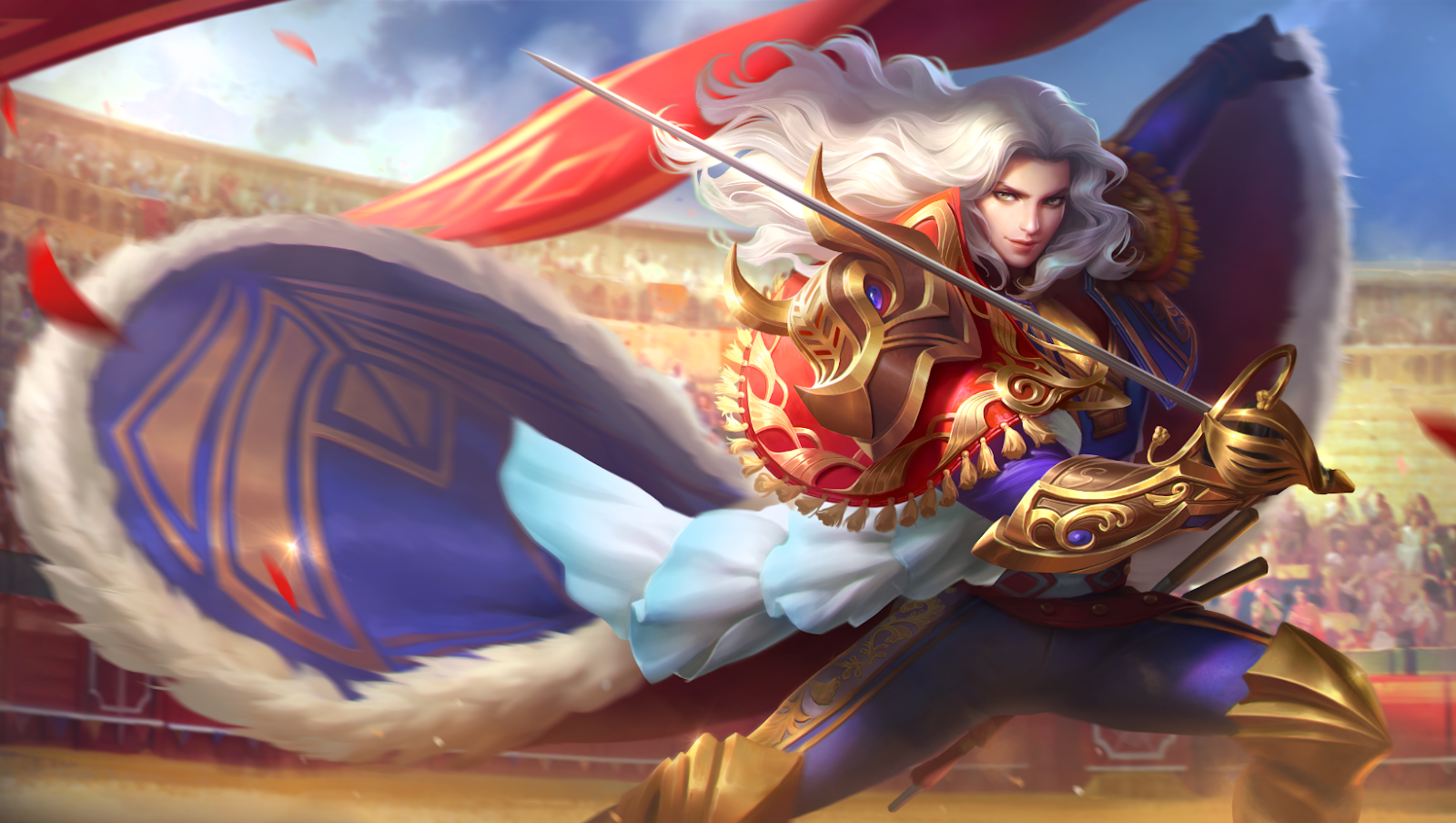 Lancelot Epic Skin Royal Matador
